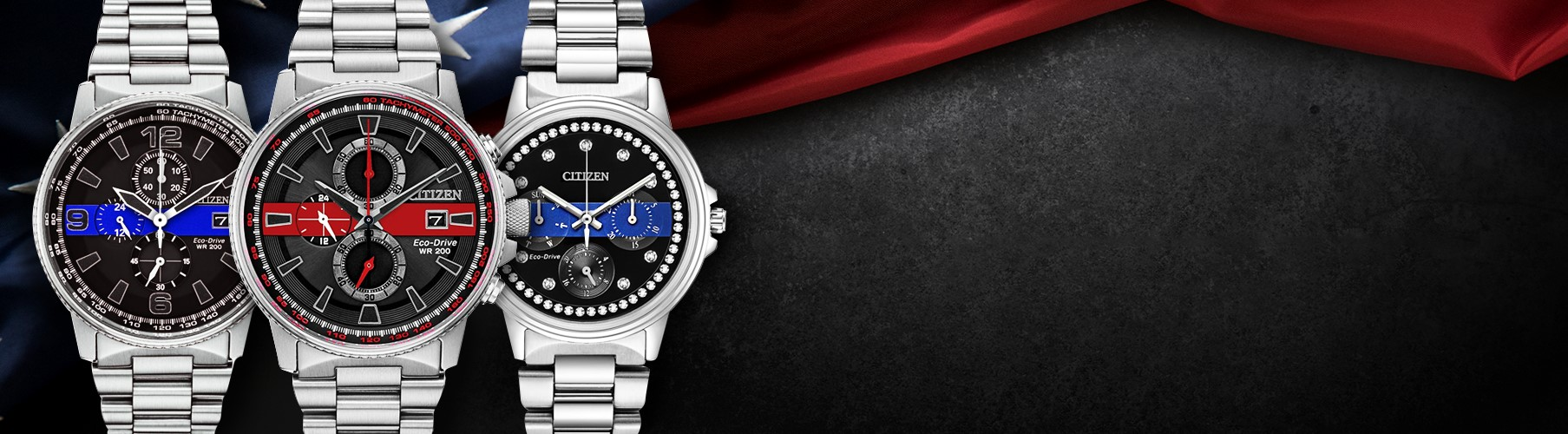 Milwaukee Jeweler Watches from Citizen